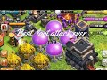 Town Hall 9 big loot by our clan(X-men) with lava n loons😍😍🎈🎈