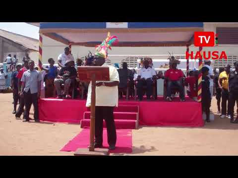 Speech by the Chief of Staff, Honourable Julius Debrah at 3rd Ghana Carnival