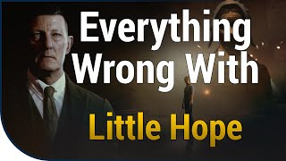 GAME SINS | Everything Wrong With The Dark Pictures: Little Hope