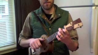 Tom Dooley- Two Chord Songbook Vol II- Clawhammer Uke