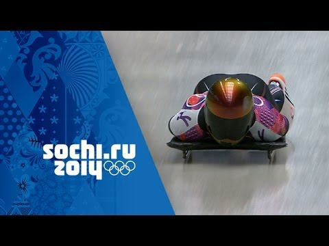 Skeleton – Men's Heats 1 & 2 | Sochi 2014 Winter Olympics