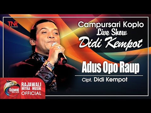 didi-kempot---adus-opo-raup-(official-music-video)
