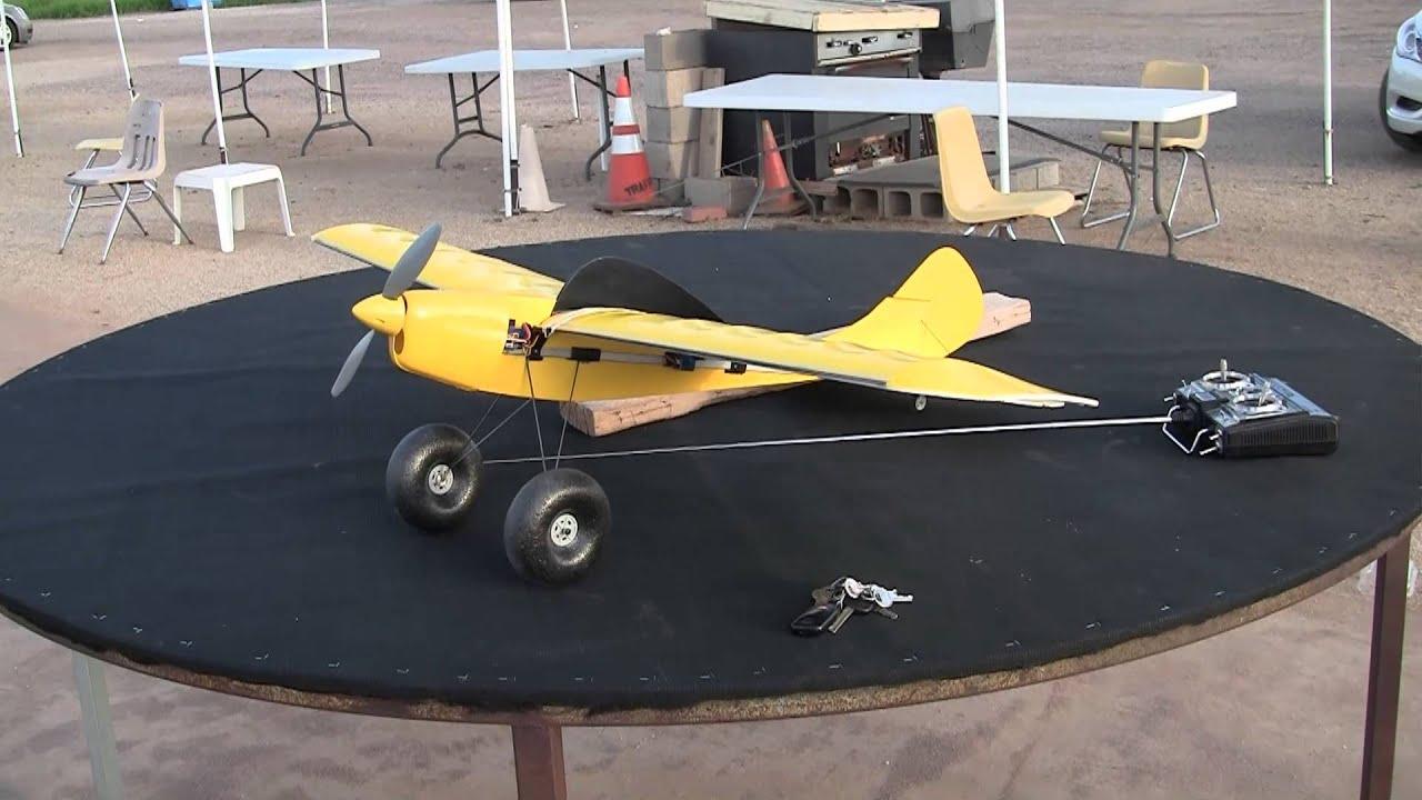 Gws Slow Stick Plane Design Youtube