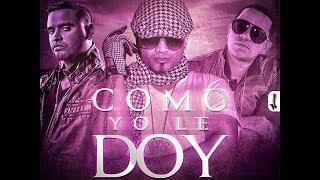 Скачать Como Yo Le Doy Don Miguelo Ft Zion J Alvarez Official Remix
