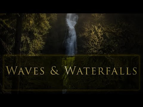 Waves and Waterfalls - Landscape Photography on location