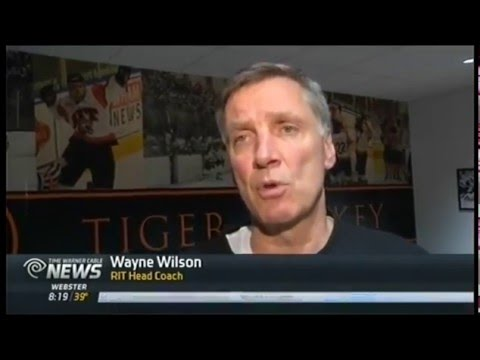 RIT on TV: Tigers play in AHC semifinals