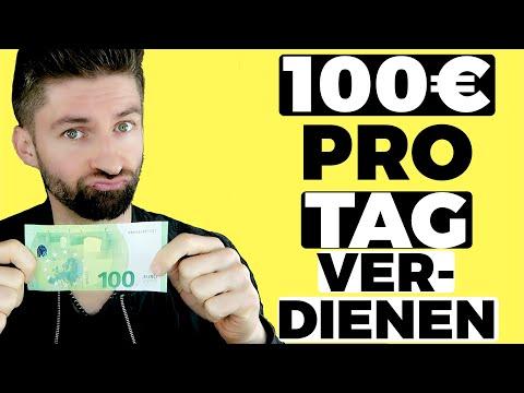 100€ PRO TAG Im NEBENJOB VON ZUHAUSE 2020 (In Heimarbeit + Von Zuhause Arbeiten Und Geld Verdienen)