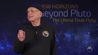 Ultima Thule Flyby: Walter Alvarez & Exploring the Solar System
