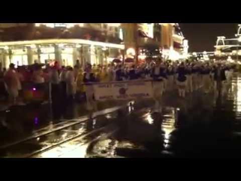Ripley High School Viking Band at Disney 2013