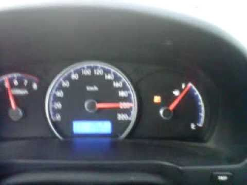 2010 Hyundai Elantra Acceleration 0 200Kmh
