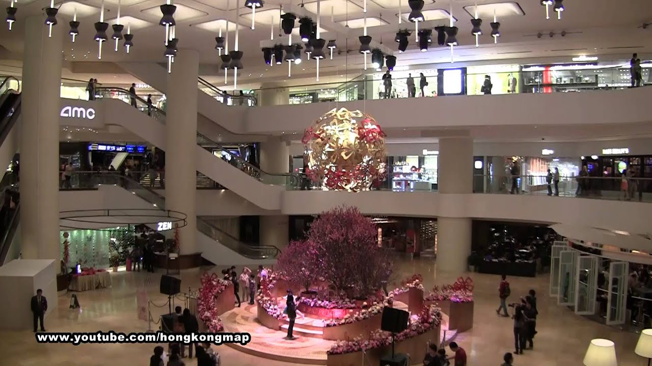 Chinese New Year - Shopping Mall - Pacific Place (太古廣場 ...