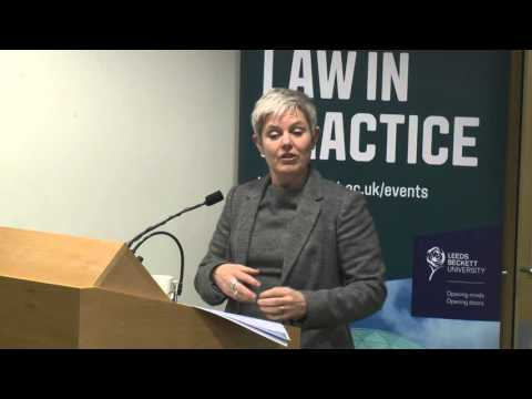 Law In Practice - Catherine Dixon CEO of the Law Society, England & Wales