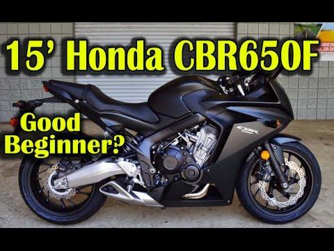 cbr 650f vs cbr600rr 08
