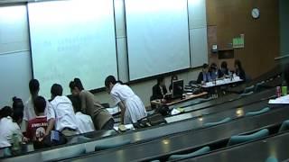 2008 鳴辯盃 - 沙田培英中學 對 香港真光中學 - 0