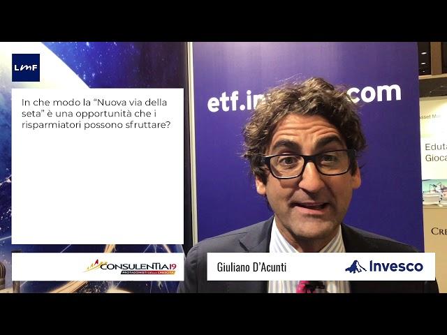 Consulentia 2019 - Giuliano D'Acunti (Invesco)