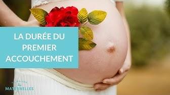 La durée du premier accouchement - La Maison des Maternelles #LMDM