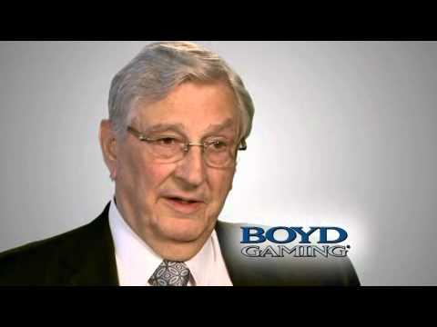 Boyd Gaming - Bill Boyd