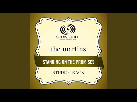 Standing On The Promises (Studio Track w/ Background Vocals)