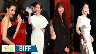 [BIFF] 부산국제영화제 '여배우들의 각양각색 레드카펫' (Red Carpet, 이하늬, 한지민, 이나영, 남규리)