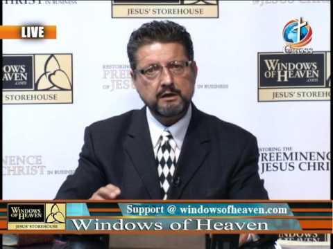 Windows of Heaven 05-09-16