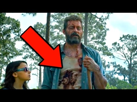 LOGAN Trailer Breakdown - Easter Eggs & Song EXPLAINED (Final Hugh Jackman Wolverine)
