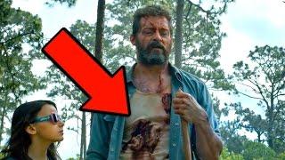 logan trailer breakdown easter eggs song explained final hugh jackman wolverine