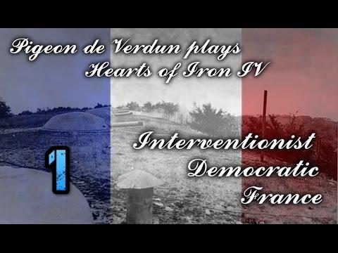 Pigeon Plays HOI IV France: Part 1