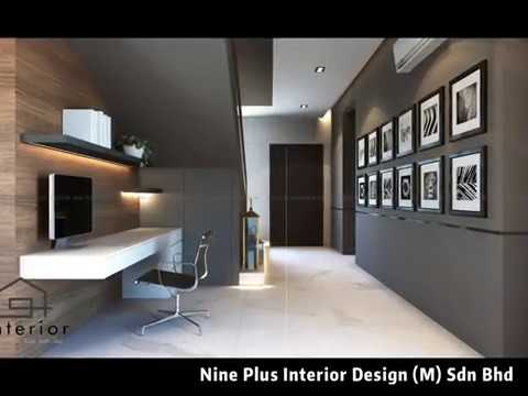 Nine Plus Interior Design M Sb Double Storey Condominium Part1 Damansara Perdana Youtube