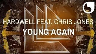 Скачать Hardwell Ft Chris Jones Young Again Radio Edit