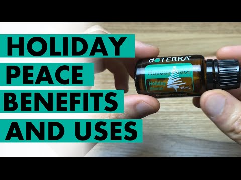 doterra-holiday-peace:-calming-benefits-and-uses