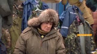Собирали всей Украиной: почему экипировка солдат оказывается на рынке
