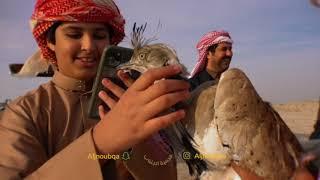اجواء الصيد في 'محمية الجنوب ' | بدولة قطر