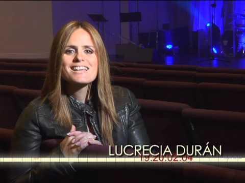 Lucrecia Durán invita a la marcha para Jesus Miami 2010