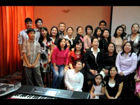 JIOS Dubai,Sharjah,Ajman Chapter Birthday Greetings to Tatay Apostol ( Dec 2011 )