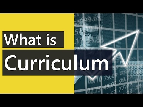 What is curriculum   Curriculum Types   Education Terminology    SimplyInfo.net
