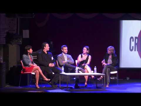 Creativity & Innovation Panel - CreateTech 2013 (Part 2)