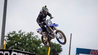 Along with the amazing racing that the Lucas Oil Pro Motocross Cham...