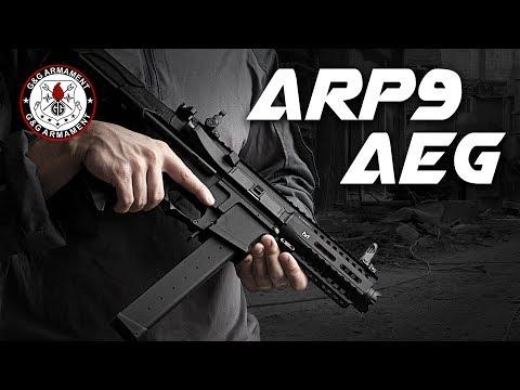G&G ARP9 AEG – RedWolf Airsoft RWTV