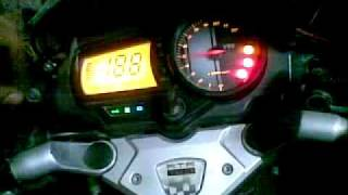 Tvs Apache Rtr Help Guide How to turn off service indicator by mandy newcity