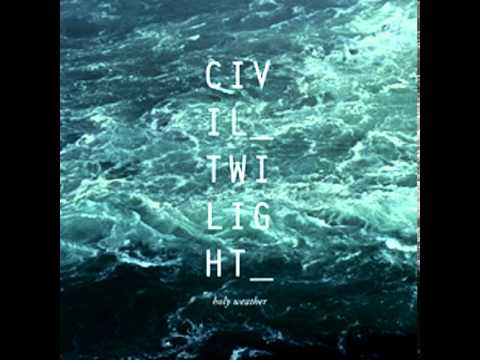 Civil Twilight - Shape of a Sound