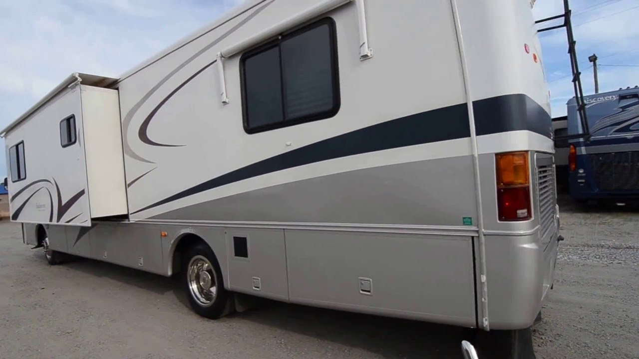 1999 Holiday Rambler Endeavor 37WDS A Class Diesel Pusher From Porters RV Sales