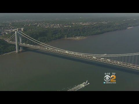 Drivers Say Traffic At George Washington Bridge Is Getting Worse