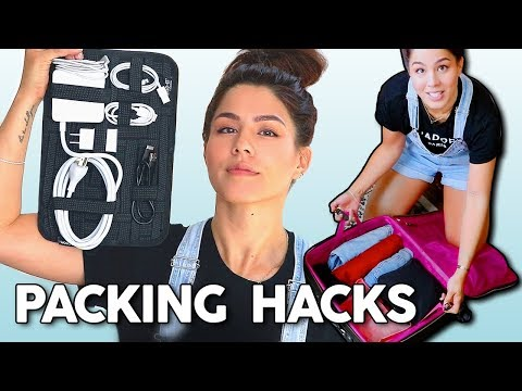 Packing Hacks | MeganBatoon