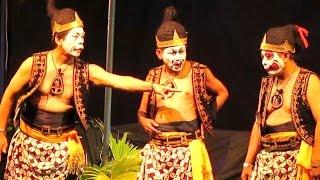 GORO GORO Lucu Full Ngakak - Wayang Orang PANCA BUDAYA Yogyakarta [HD]