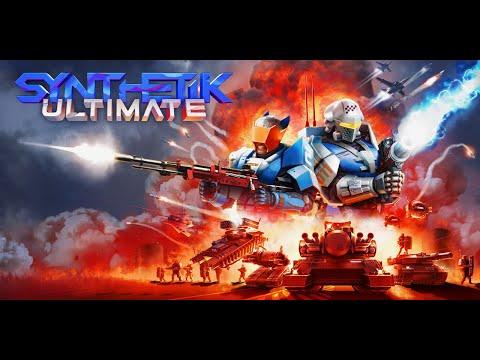 Synthetik Game ULTRA Gun and last defender [RU]  