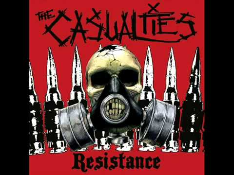 The Casualties - Life on the Line mp3