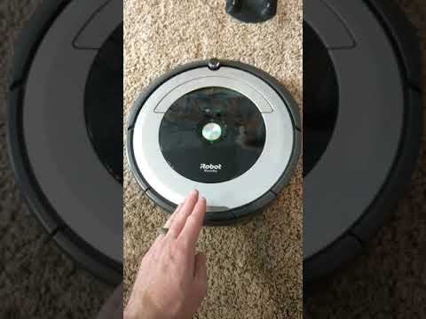 Irobot Roomba 690 review