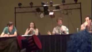 Omnicon 2012 - Voice Actors Panel (Pt.3)