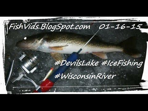 Devil 39 s lake and wisconsin river dells dam fishing report for Wisconsin dells fishing report
