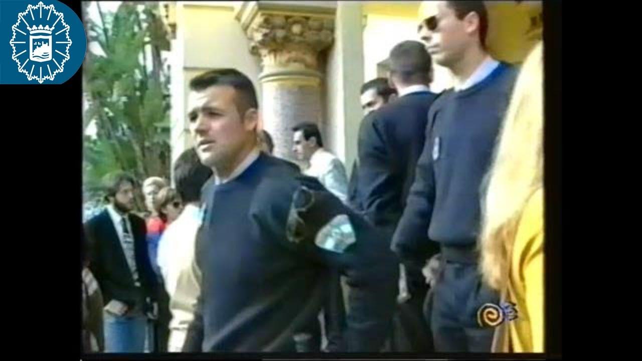 980107 - Policía Local Málaga - Toma de posesión VIII Promoción